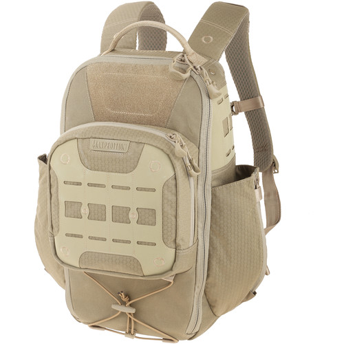 Maxpedition Lithvore 17L Everyday Backpack (Tan)