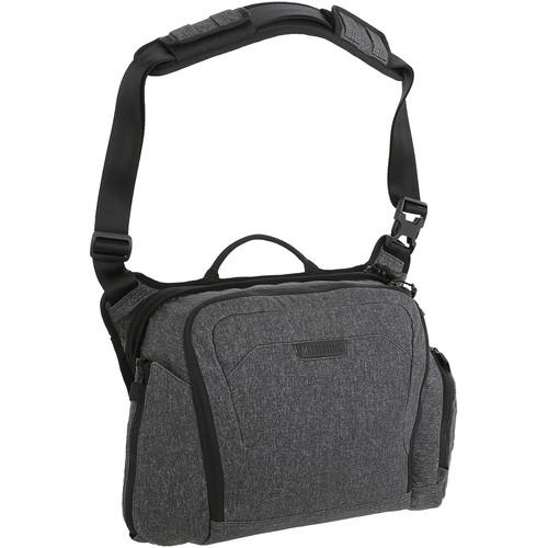 Maxpedition Entity Crossbody Bag 14L (Charcoal, Large)
