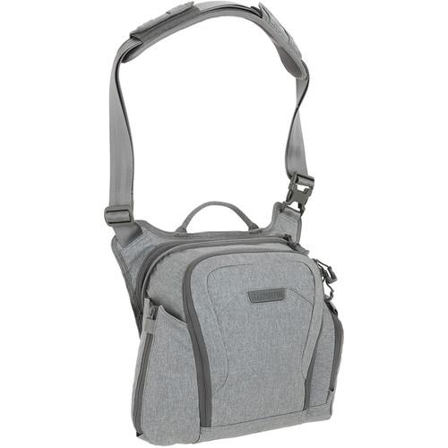 Maxpedition Entity Crossbody Bag 9L (Ash, Small)