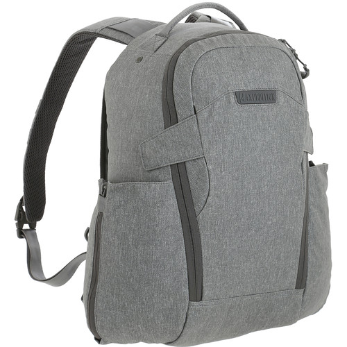 Maxpedition Entity 19 CCW-Enabled Backpack 19L (Ash)