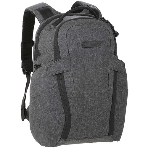Maxpedition Entity 23 CCW-Enabled Laptop Backpack 23L (Charcoal)