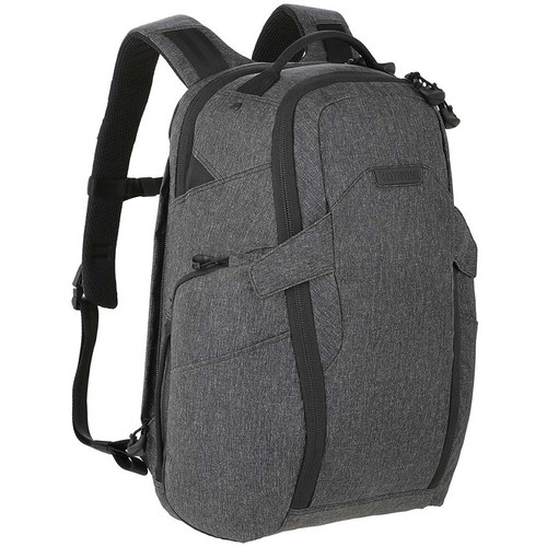 Maxpedition Entity 27 CCW-Enabled Laptop Backpack 27L (Charcoal)