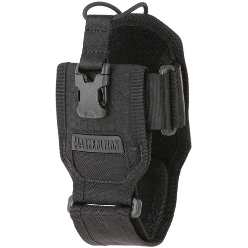 Maxpedition RDP Radio Pouch Adjustable Pouch for Radios (Black)