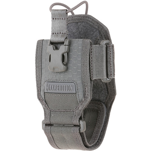 Maxpedition RDP Radio Pouch Adjustable Pouch for Radios (Gray)