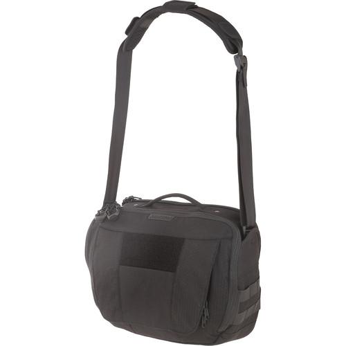 Maxpedition Skyridge Tech Messenger Bag 12.5L (Black)