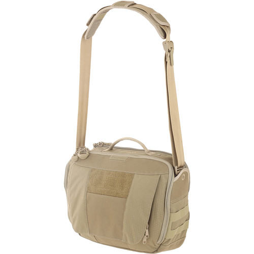 Maxpedition Skyridge Tech Messenger Bag 12.5L (Tan)