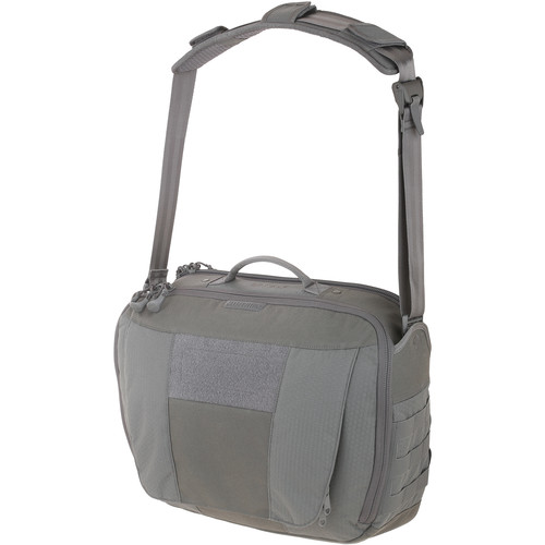 Maxpedition Skyvale Tech Messenger Bag 16L (Gray)