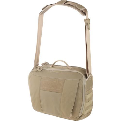 Maxpedition Skyvale Tech Messenger Bag 16L (Tan)