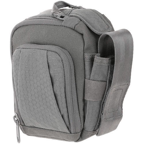 Maxpedition SOP Side Opening Pouch (Gray)