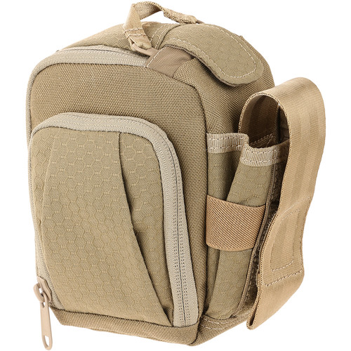 Maxpedition SOP Side Opening Pouch (Tan)