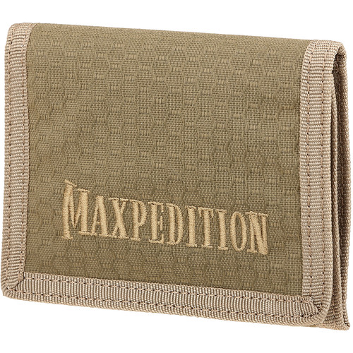 Maxpedition TFW Tri-Fold Wallet (Tan)
