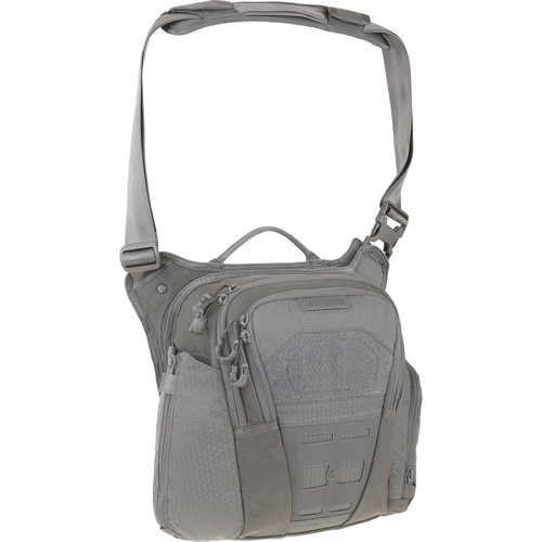 Maxpedition Veldspar Crossbody Shoulder Bag 8L (Gray)