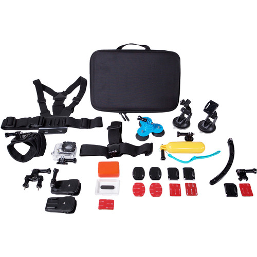 MaxxMove All-Action Kit for GoPro HERO Cameras