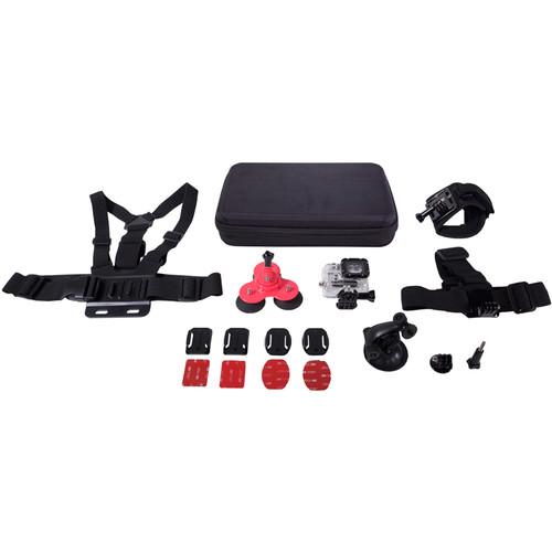 MaxxMove Deluxe Kit for GoPro HERO Cameras
