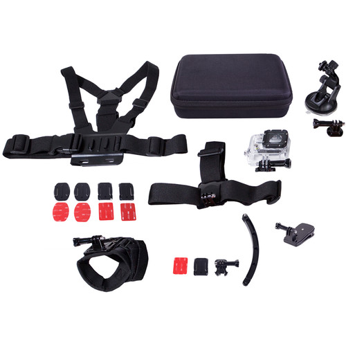 MaxxMove Snow Action Kit for GoPro HERO Cameras