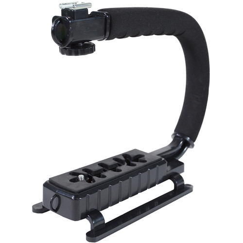 MaxxMove C-Shape Stabilizer Grip for DSLR Cameras & DV Camcorders