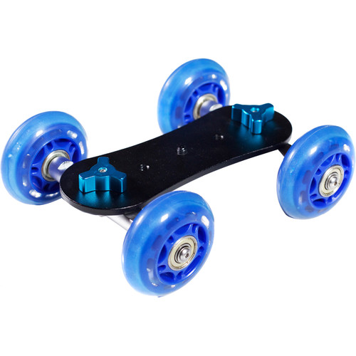 MaxxMove G5 Compact Skate Dolly for DSLR Cameras