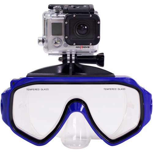 MaxxMove Goggles / Mask with GoPro Mount
