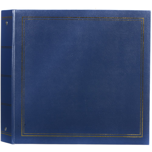 MBI MBI Library Collection Photo Album (Blue)