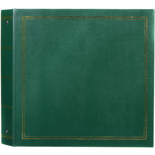 MBI Library Collection Photo Album (Green)