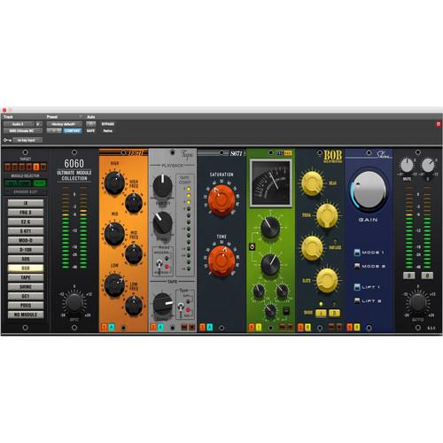 McDSP 6060 Ultimate Module Collection HD v6 Audio Plug-In Bundle (Download)
