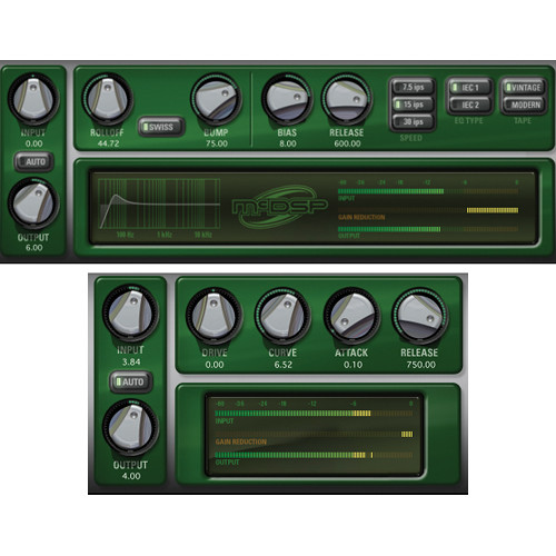 McDSP Analog Channel v6 - Analog Tape/Channel Emulation Plug-In (HD, Download)
