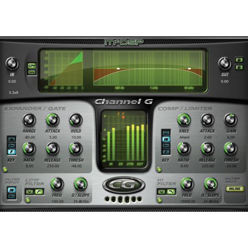 McDSP Channel G v6 (Native, Download)