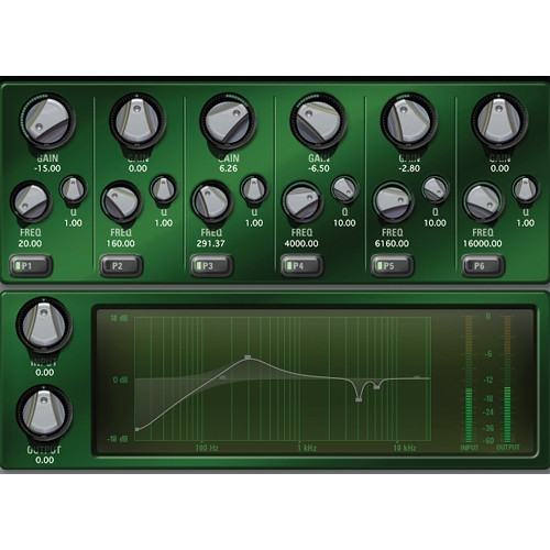 McDSP FilterBank v6 (Native, Download)