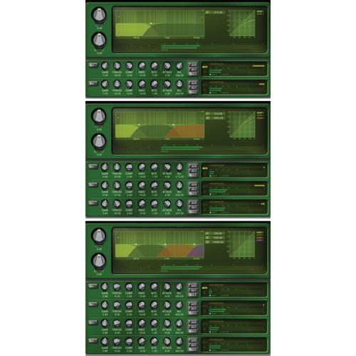 McDSP MC2000 v6 (HD, Download)