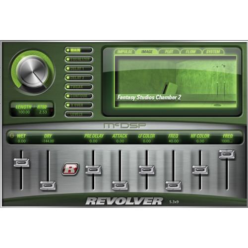 McDSP Revolver v6 Convolution Reverb Plug-In Native (Download)