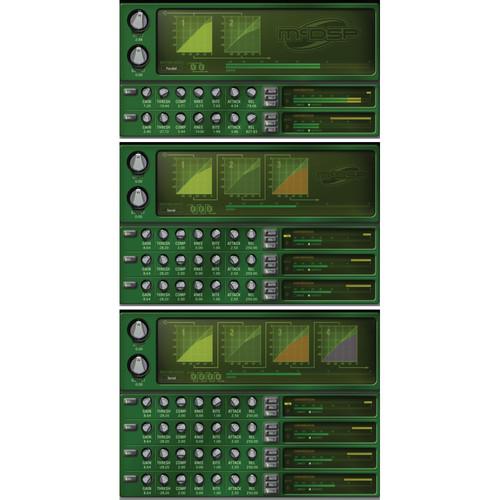 McDSP SPC2000 v6 Compressor Software Plug-In (HD, Download)