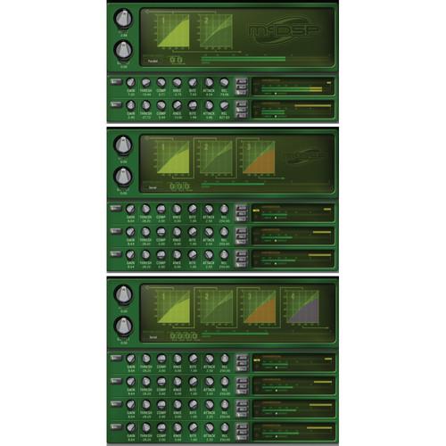 McDSP SPC2000 v6 Compressor Software Plug-In (Native, Download)
