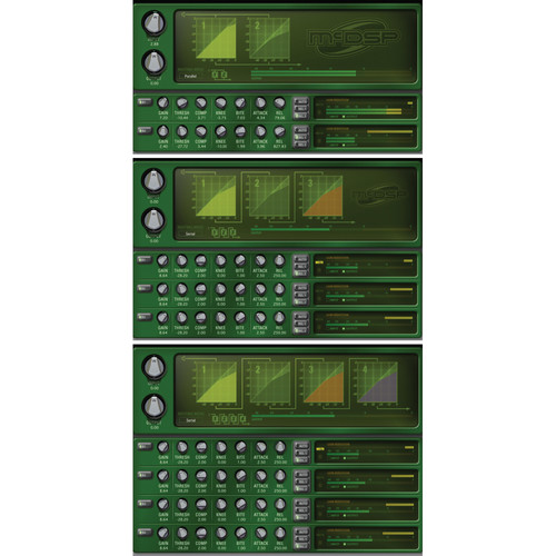 McDSP SPC2000 v6 Compressor Software Plug-In (Native, Download)