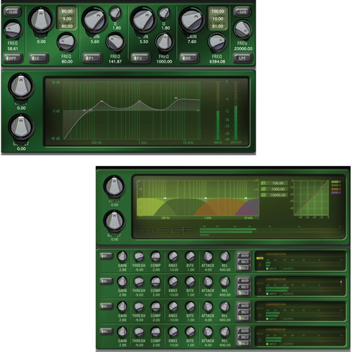 McDSP Massive Pack 3 - FilterBank, & MC2000 Upgrade to HD v6 (Download)