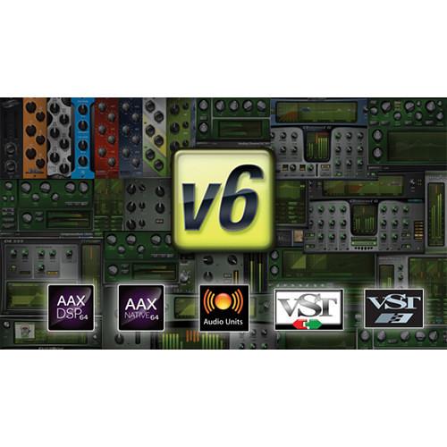 McDSP Individual Native v6 to HD v6 Upgrade (Download)