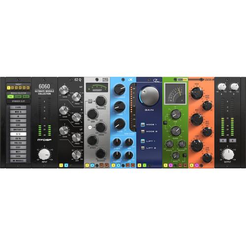 McDSP 6060 Ultimate Module Collection Native v6 Audio Plug-In Bundle (Download)