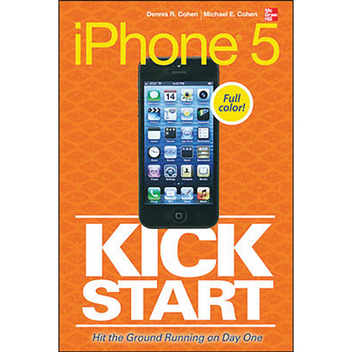 McGraw-Hill Book: iPhone 5 Kickstart (1st Edition)