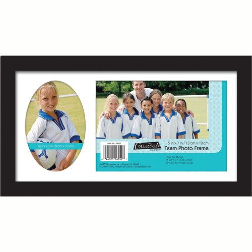 "MCS Team Photo Frame (11.5 x 6"", Black)"