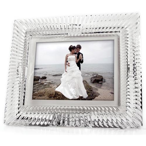 "MDI 8"" Waterford Crystal Digital Photo Frame"