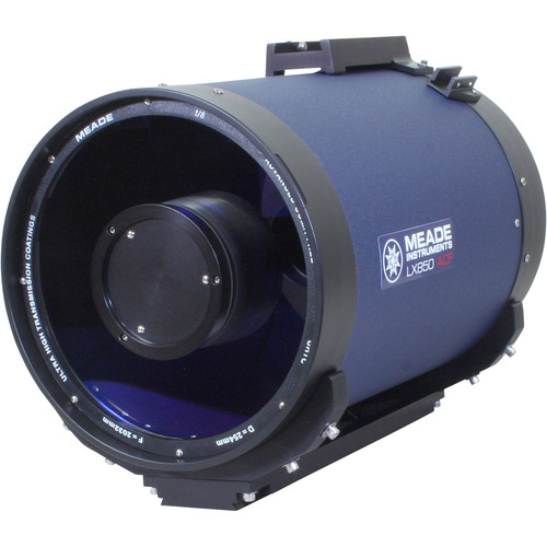 "Meade LX850-ACF UHTC 10"" f/8 Catadioptric Telescope (OTA Only)"