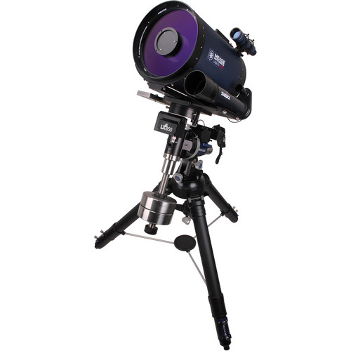 """Meade LX850 10"""" f/8 Telescope System with German Equatorial Mount and StarLock"""