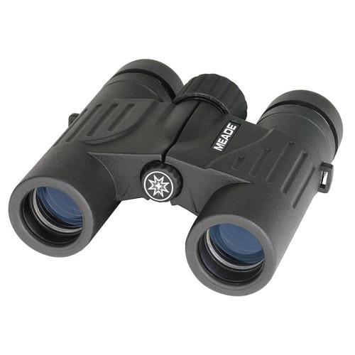 Meade 10x25 TravelView Binocular (Black)
