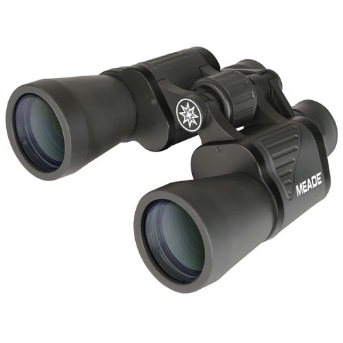 Meade 10x50 TravelView Binocular (Black)