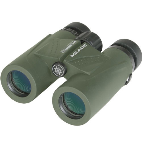 Meade 8x32 Wilderness Waterproof Binocular (Green)