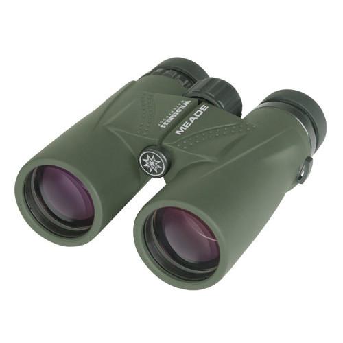 Meade 10x42 Wilderness Waterproof Binocular (Green)