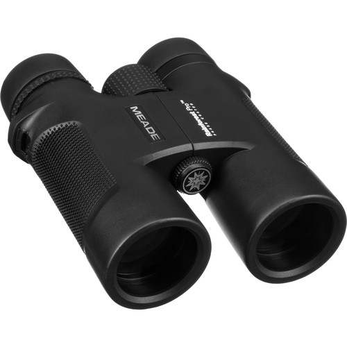 Meade 8x42 Rainforest Pro Waterproof Binoculars (Black)
