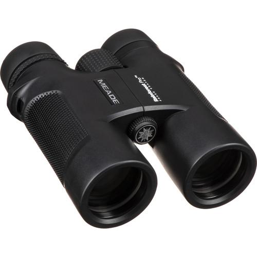 Meade 10x42 Rainforest Pro Waterproof Binocular (Black)