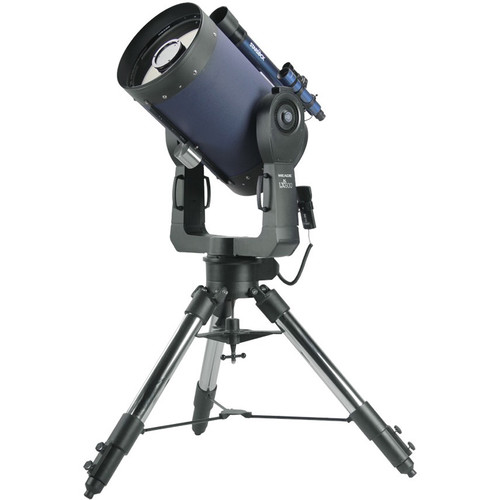 "Meade 14"" f/8 LX600-ACF Cassegrain Go-To Telescope with StarLock"