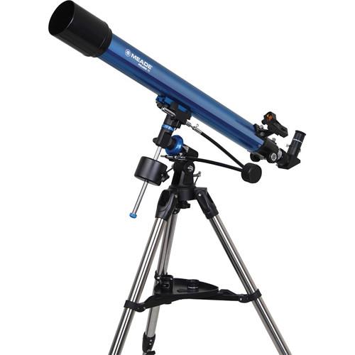 Meade Polaris 70mm f/12.9 Equatorial Refractor Telescope