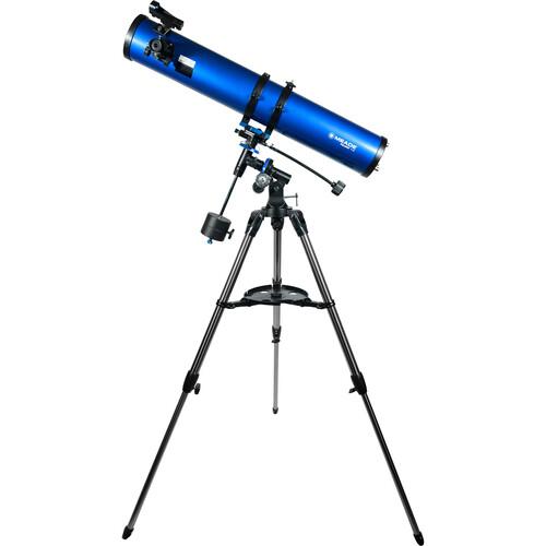 Meade Polaris 114mm f/8.8 Equatorial Reflector Telescope